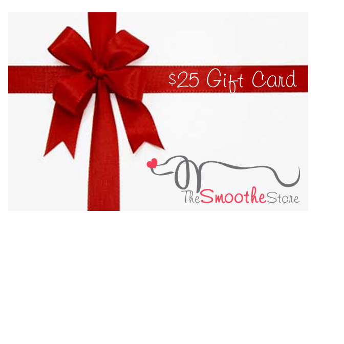 Gift Cards, The Smoothe Store