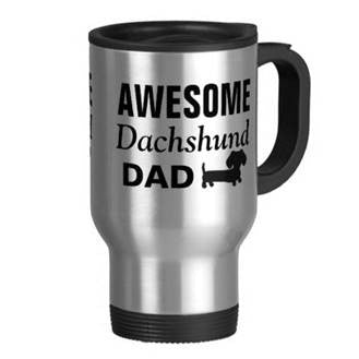 Awesome Dachshund Dad Mug - The Smoothe Store