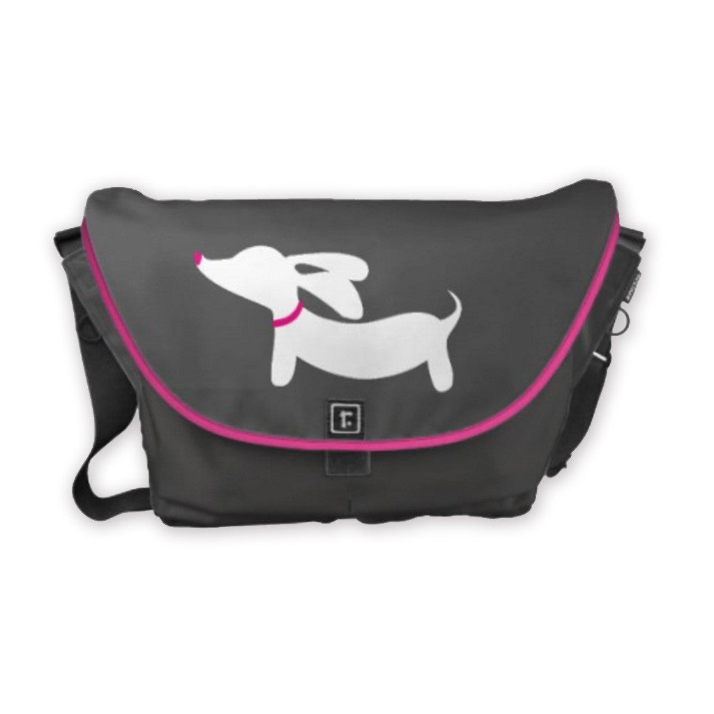 Wiener Dog Messenger Bag - The Smoothe Store - 1