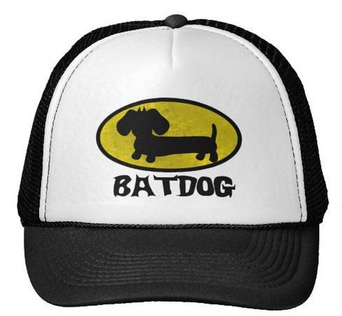 Wiener Dog Trucker Hats
