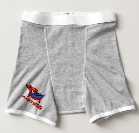 Wonder Weenie Boxer Shorts, The Smoothe Store