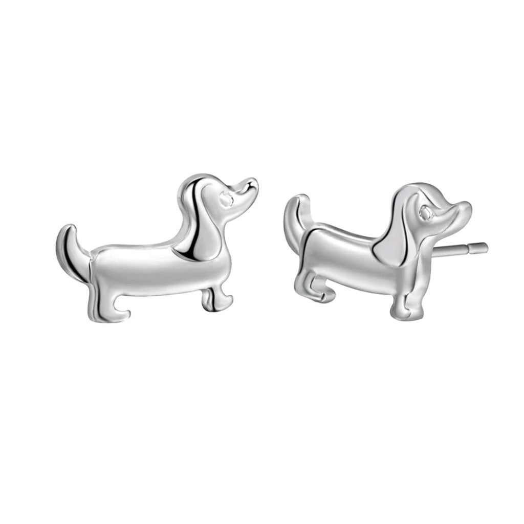 Dachshund Anime Earrings, The Smoothe Store