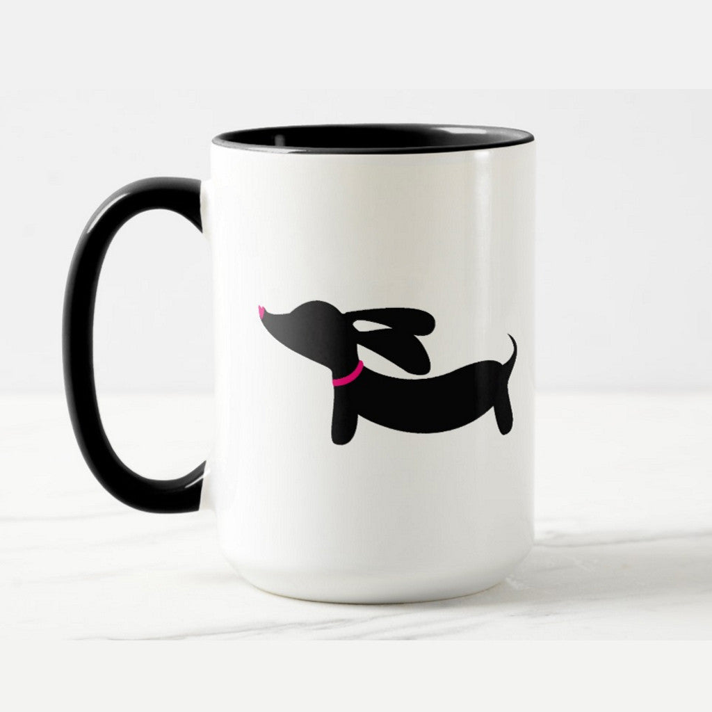 Classic Dachshund Coffee Mug, The Smoothe Store