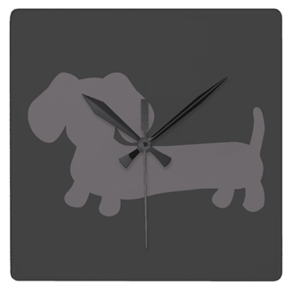 Dachshund Wall Clocks - The Smoothe Store - 3