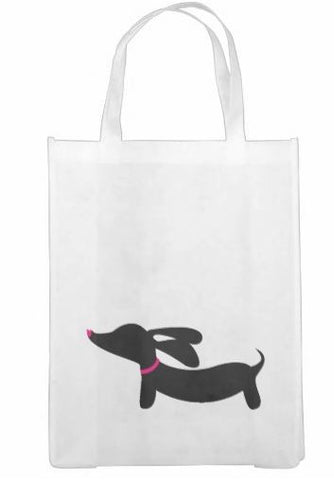 Classic Dachshund Tote Bag - The Smoothe Store