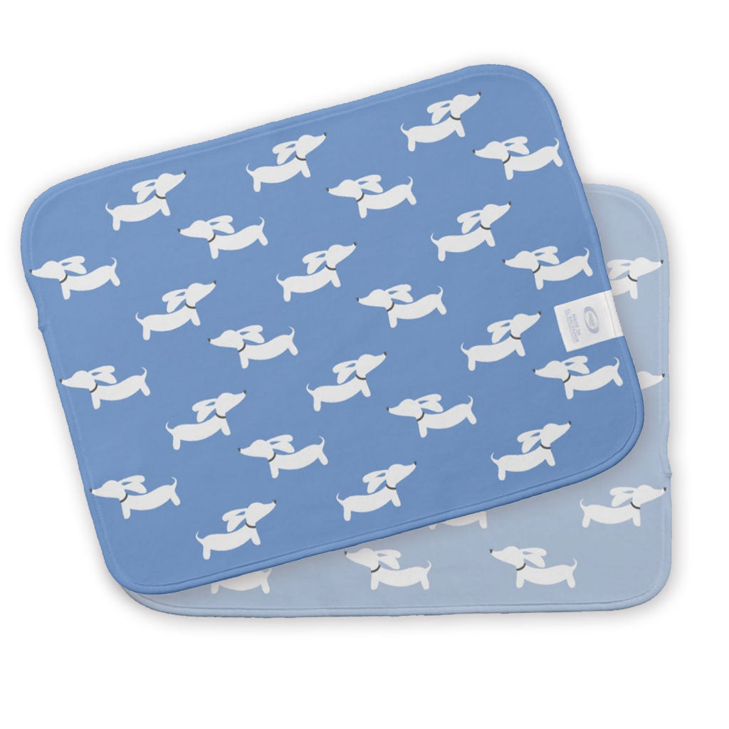 Dachshund Burp Cloth, The Smoothe Store