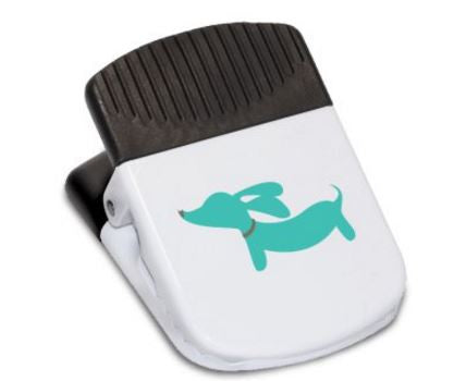 Dachshund Chip or Treat Bag Clip, The Smoothe Store