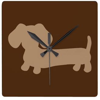 Dachshund Wall Clocks - The Smoothe Store - 2