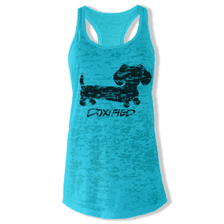 Doxified Burnout Tank Top - The Smoothe Store - 1