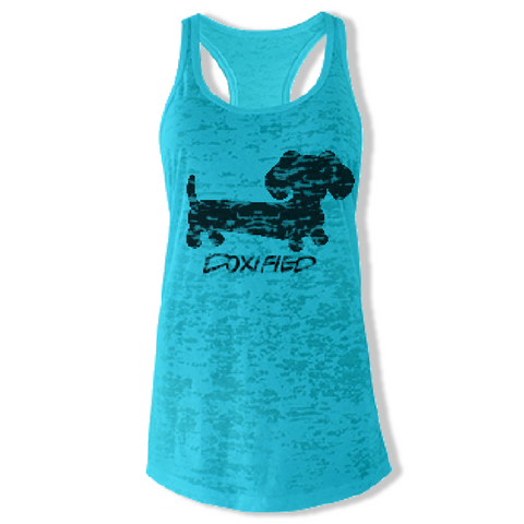Doxified Burnout Tank Top, The Smoothe Store