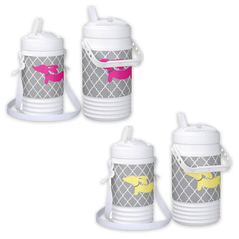 Dachshund Igloo Cooler Drink Bottles