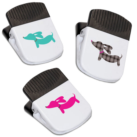 Dachshund Magnetic Fridge or Bag Clip - The Smoothe Store - 1