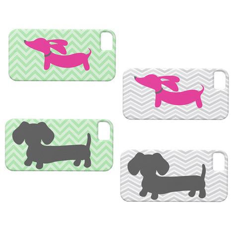 Dachshund Mobile iPhone and Samsung Cases