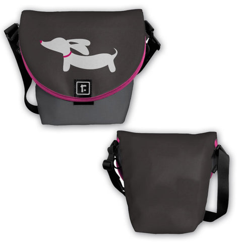 Small Dachshund Messenger Bag - The Smoothe Store - 2