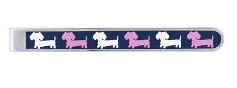 Classic Dachshund Tie Bar, The Smoothe Store