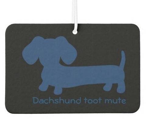 Dachshund Air Fresheners, The Smoothe Store