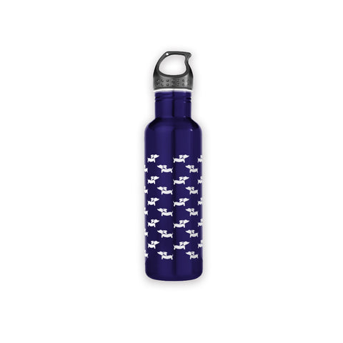 Stainless Steel Wiener Dog Water Bottles - The Smoothe Store - 2