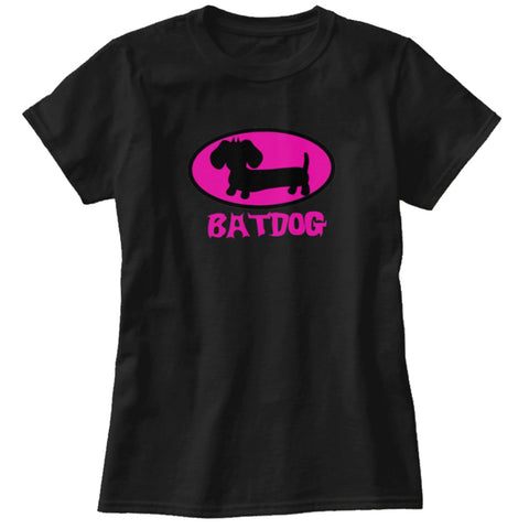 Batdog Dachshund Shirts, The Smoothe Store