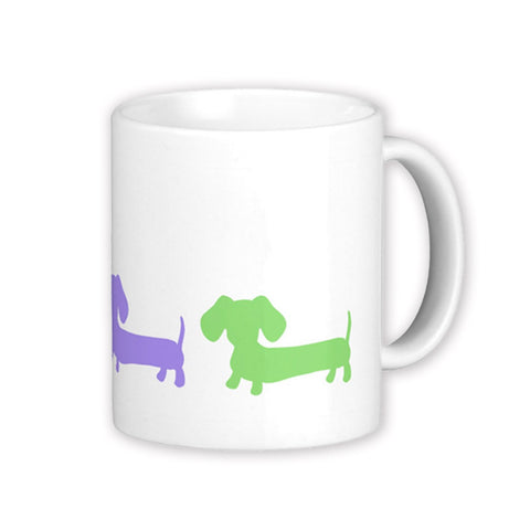 Dachshund Coffee Mugs - The Smoothe Store - 2