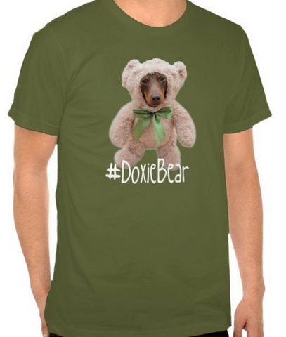 DoxieBear Ladies T-Shirt - The Smoothe Store