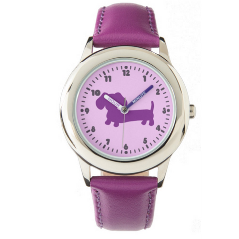 Girls Wiener Dog Watches, The Smoothe Store