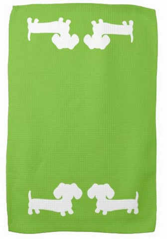 Dachshund Kitchen Dish Towels - The Smoothe Store - 7