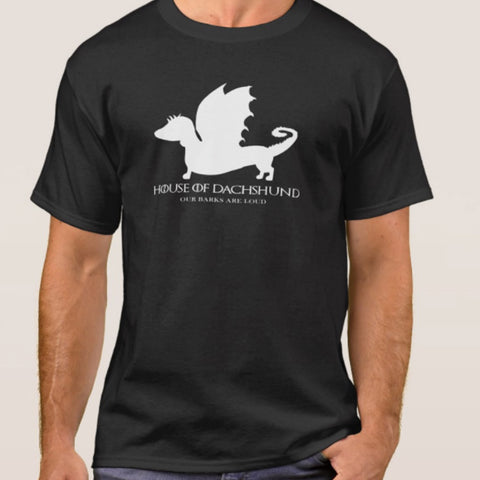 House of Dachshund - Game of Thrones Shirt for GOT Fans