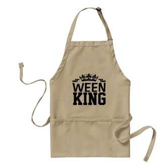 Awesome Dachshund Dad and Ween King Aprons, The Smoothe Store