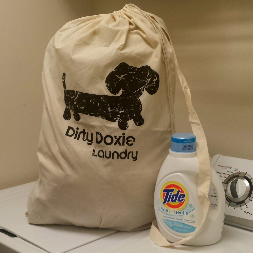 Dirty Doxie Laundry Bag, The Smoothe Store