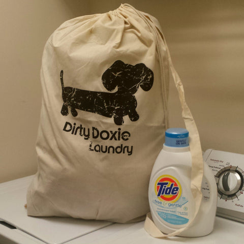 Dirty Doxie Laundry Bag - The Smoothe Store