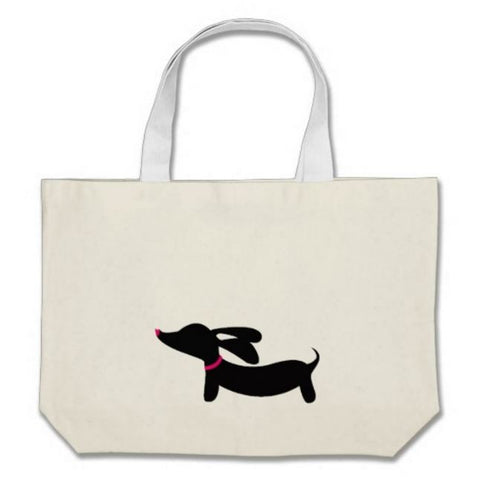 Classic Dachshund Tote Bag, The Smoothe Store