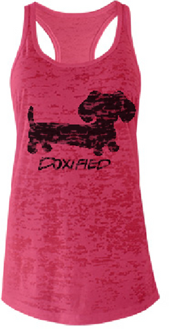 Doxified Burnout Tank Top - The Smoothe Store - 2