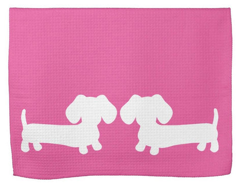 Dachshund Kitchen Dish Towels - The Smoothe Store - 8