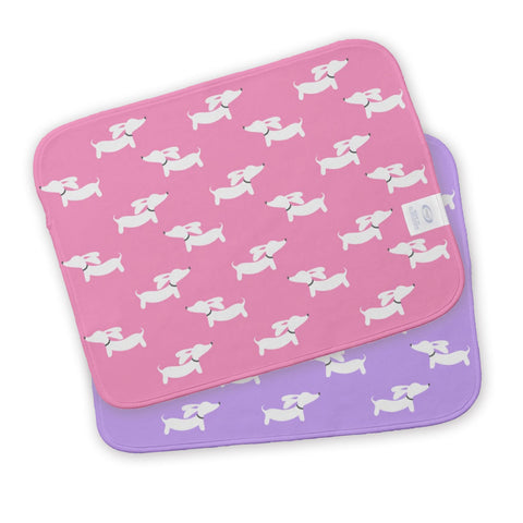 Dachshund Burp Cloth - The Smoothe Store