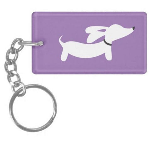 Dachshund Keychains, The Smoothe Store