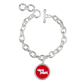 Dachshund Charm Bracelet - The Smoothe Store - 3