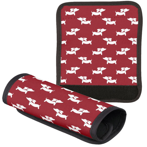Wiener Dog Luggage Handle Wraps - The Smoothe Store - 4