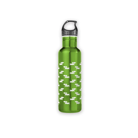 Stainless Steel Wiener Dog Water Bottles - The Smoothe Store - 4