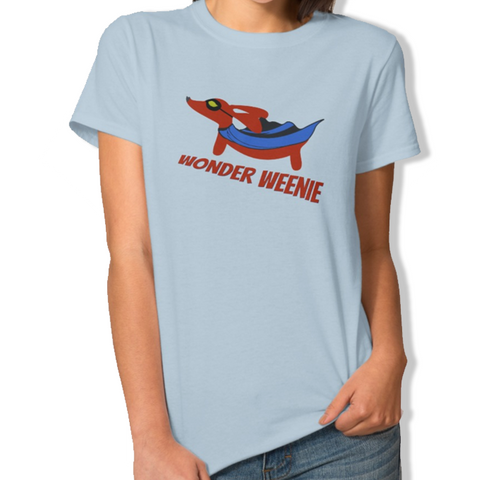 Wonder Weenie Superhero Shirts, The Smoothe Store