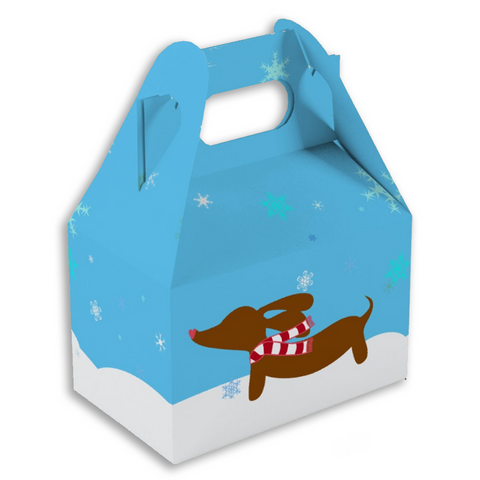 Wiener Wonderland Holiday Gift Boxes, The Smoothe Store