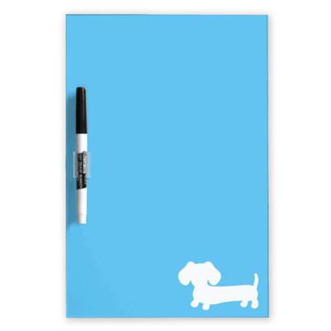 Dachshund Dry Erase Boards - Lots of Color Choices - The Smoothe Store