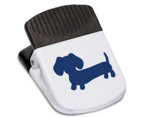 Dachshund Chip or Treat Bag Clip