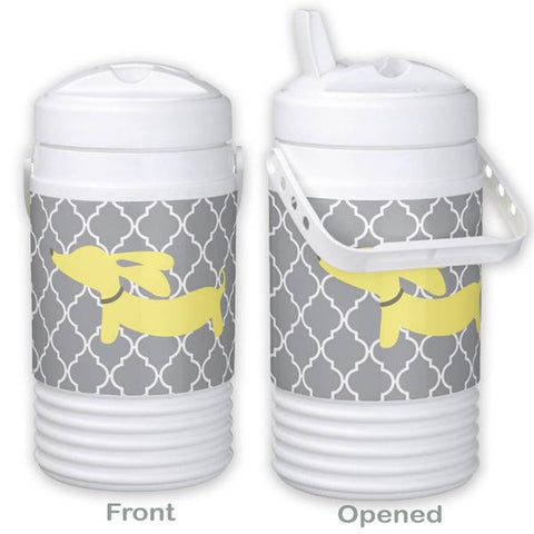 Dachshund Igloo Cooler Drink Bottles, The Smoothe Store