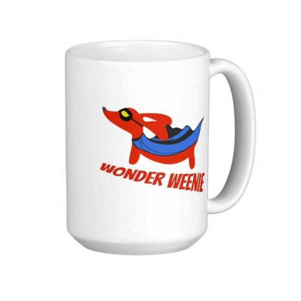 Wonder Weenie Coffee Mug, The Smoothe Store