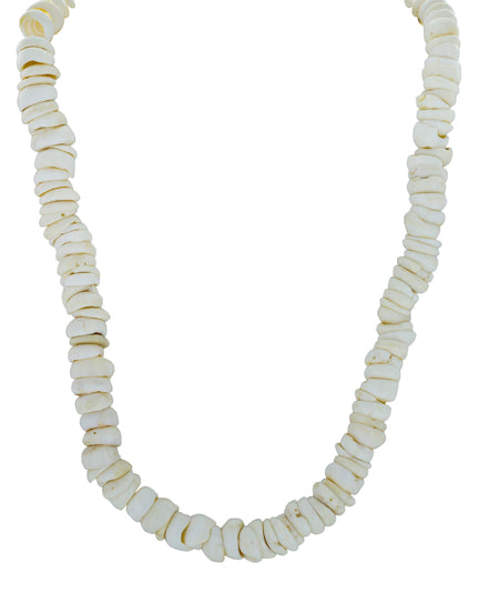LISE SEA SHELLS HISHI BEADS NECKLACE