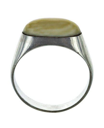 VIVIENNE silver african ring