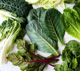Benefits of Leafy Greens