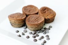 Paleo Banana Chocolate Chip Muffin GF | DF | P | V