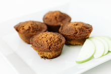 Morning Glory Muffins GF | DF | V