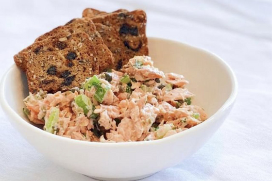 Salmon Salad GF | DF